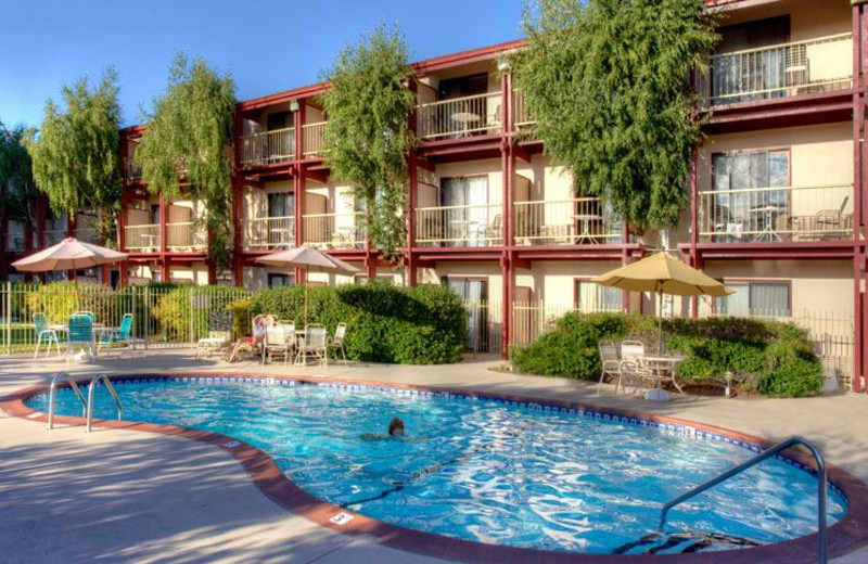 Exterior View at Best Western Plus Humboldt House Inn