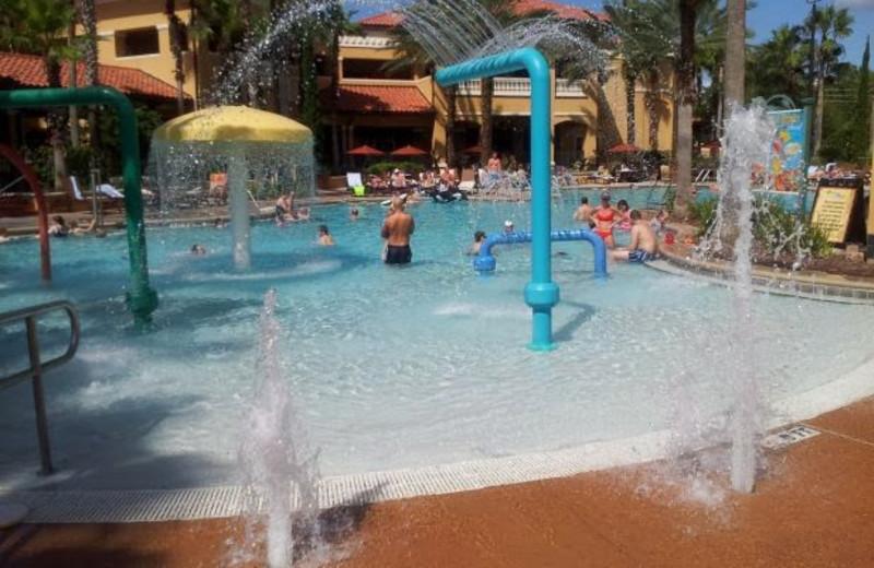Water park at Floridays Resort Orlando.