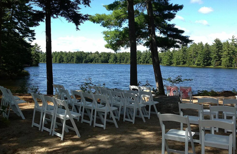 Weddings at Rocky Crest Golf Resort.