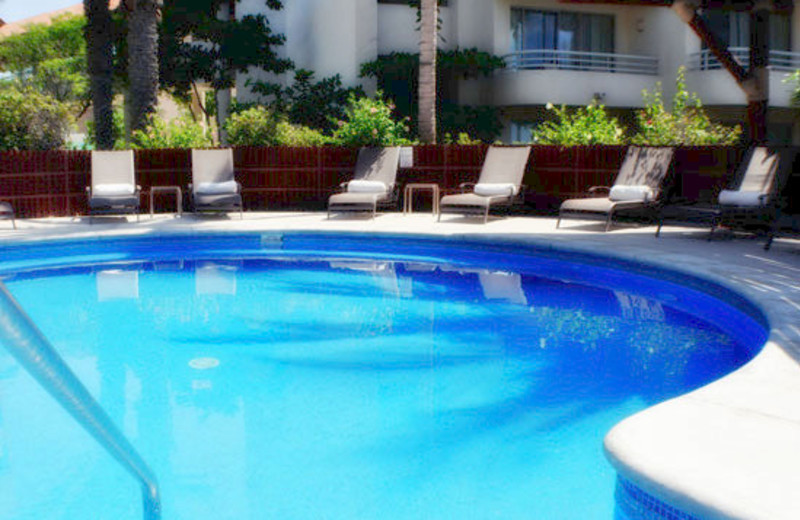 Pool Area at Hola Grand Faro Los Cabos