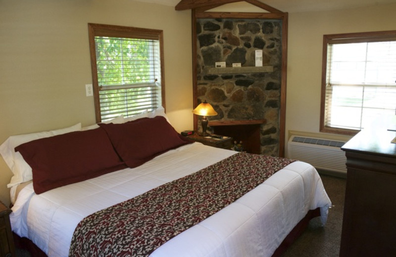 Guest Rooms at Wonder Valley Ranch Resort
