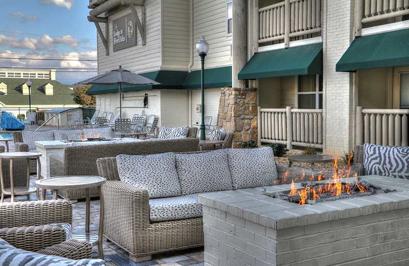 The Lodge At Five Oaks Sevierville Tn Resort Reviews