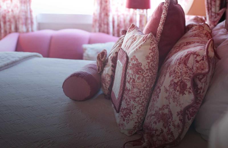 Guest room at Elizabeth Leigh Inn LLC.