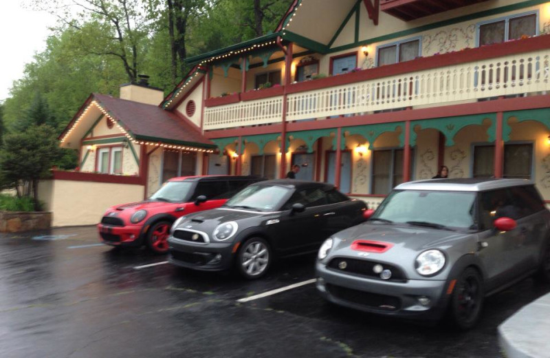 Exterior view at The Heidi Motel.