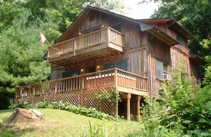 Cabin at Bates Cabins