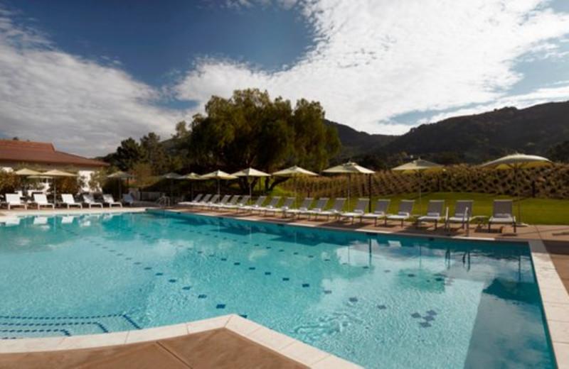Swimming Pool at Carmel Valley Ranch