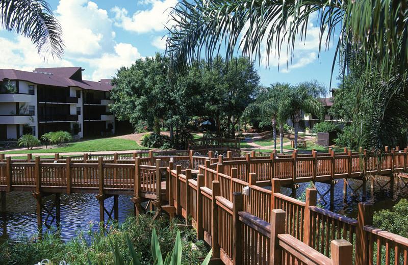 Exterior of Park Shore Resort