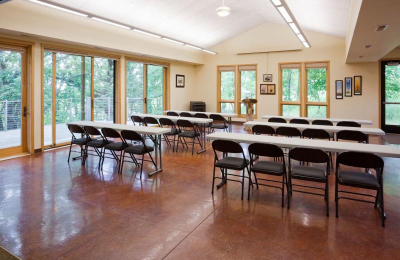 Meetings at Spicer Green Lake Resort.