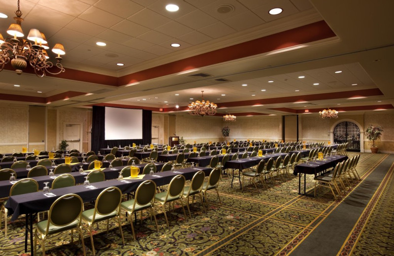 Meetings at Lancaster DoubleTree Resort by Hilton.