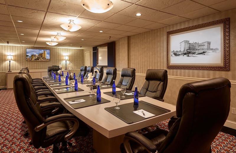 Meeting room at Plaza Resort & Spa.