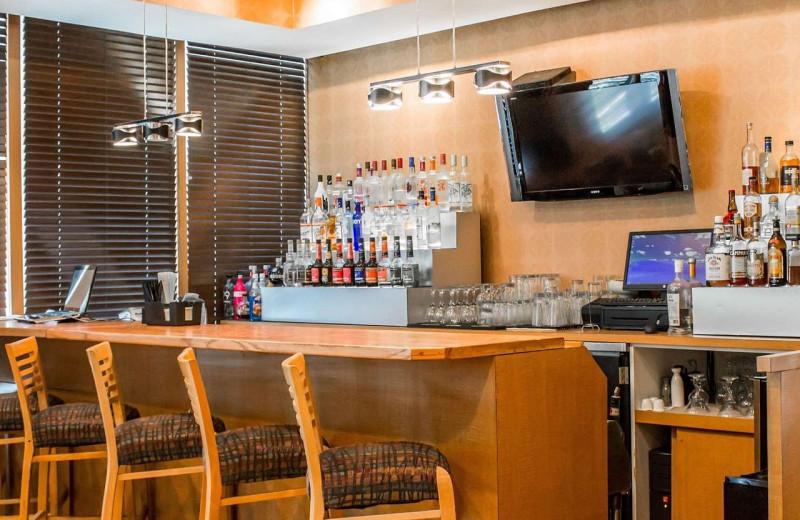 Bar at The Woodlands.