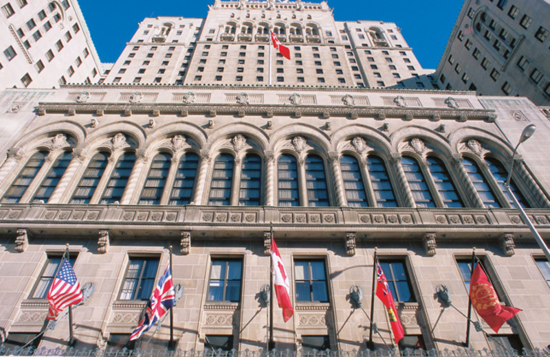 Welcome to The Fairmont Royal York