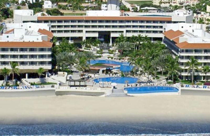 Aerial View of Hola Grand Faro Los Cabos