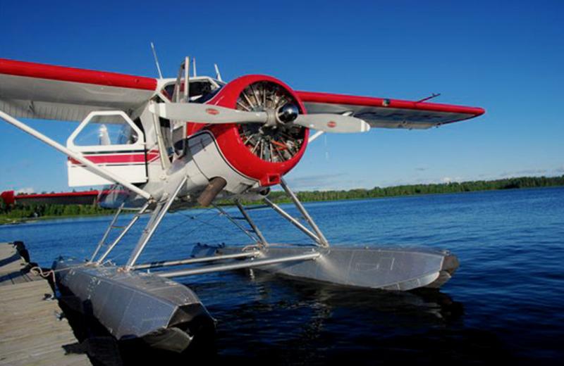 Aircraft at Cedar Point Lodge