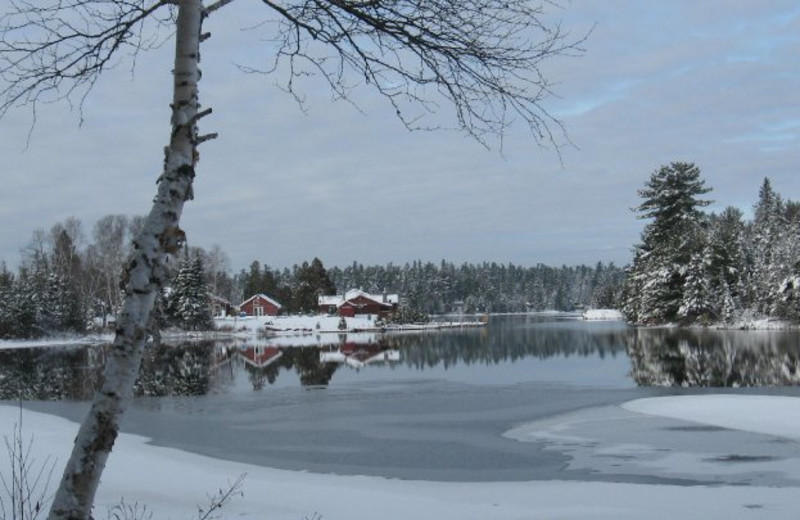 Winter at Beaverland Camp