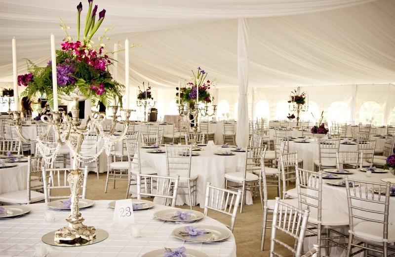 Wedding reception at Grand Traverse Resort.