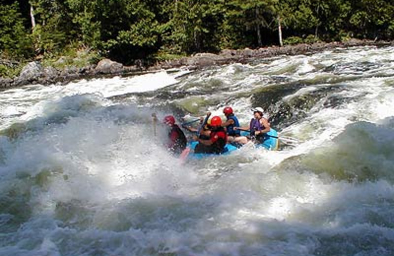 Water Activities at Sunrise Ridge Guide Service