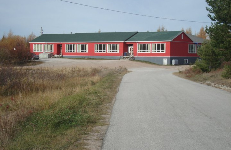Exterior view of Ray's Hunting & Fishing Lodge Limited.