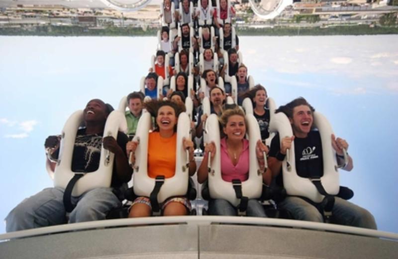 Amusement Ride near Hilton Garden Inn Myrtle Beach