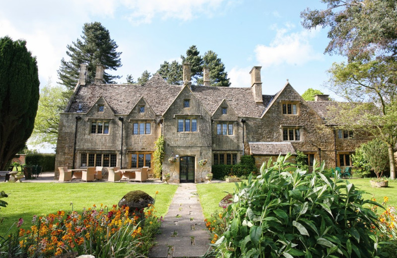 Exterior view of Charingworth Manor.