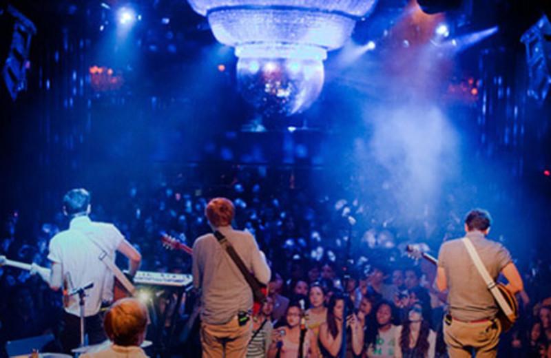 Live Entertainment at Hard Rock Hotel