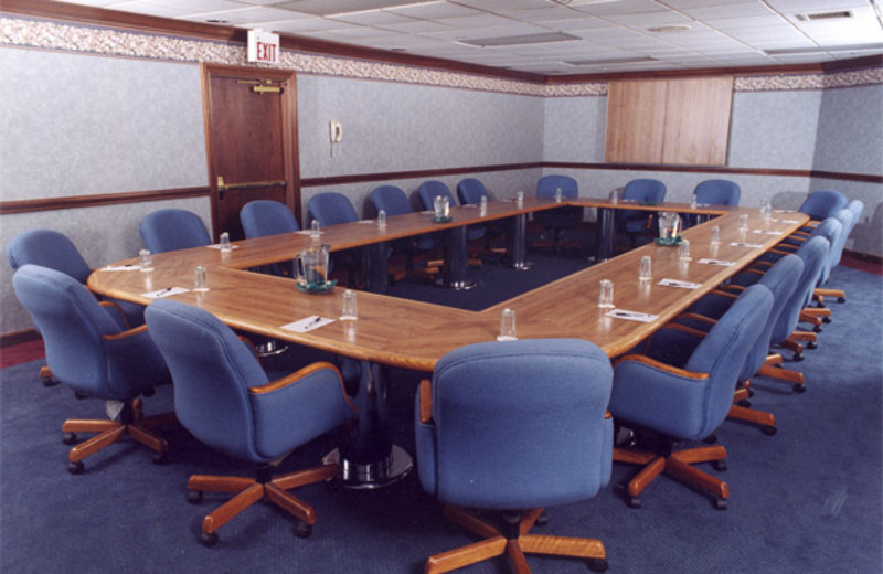 Conference room at Castaway Bay.