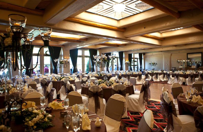 Wedding at Inn and Spa at Loretto.