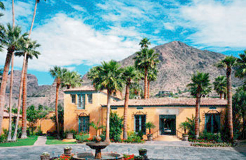 Enter the spell of Tuscany and Spain at Royal Palms Resort and Spa