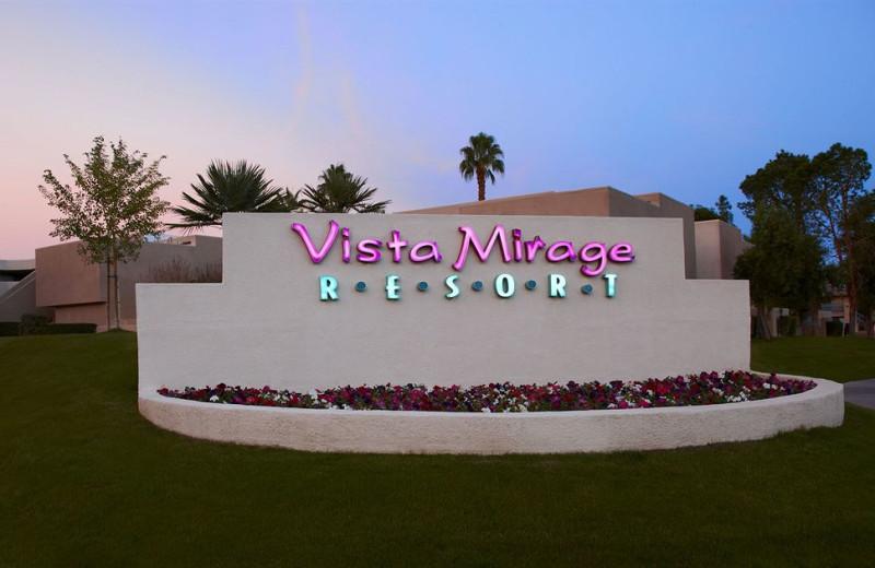 Exterior view of Vista Mirage Resort.