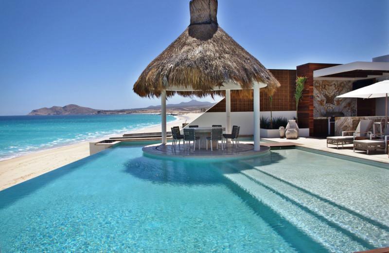 Outdoor pool at Lifestyle Villas LLC.