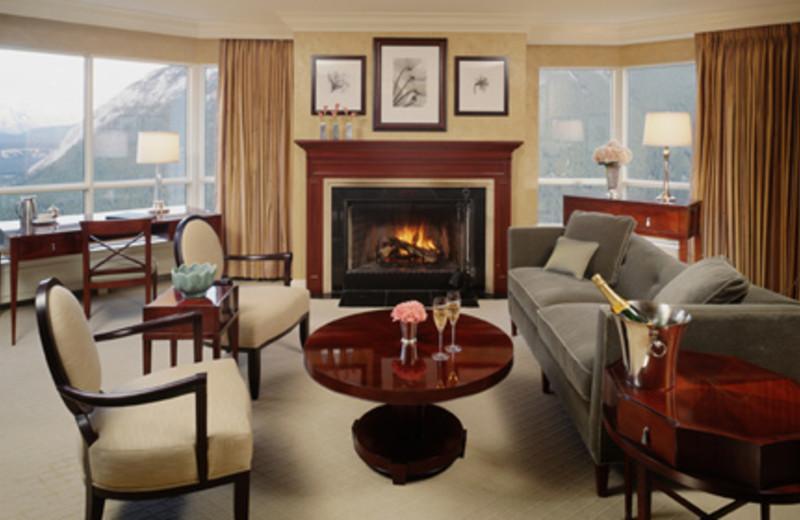 Luxury Suite at The Rimrock Resort Hotel