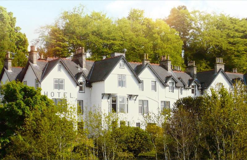 Exterior view of Craigellachie.