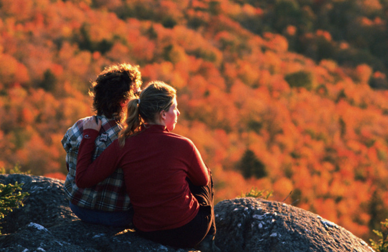 Fall at The Green Mountain Inn.