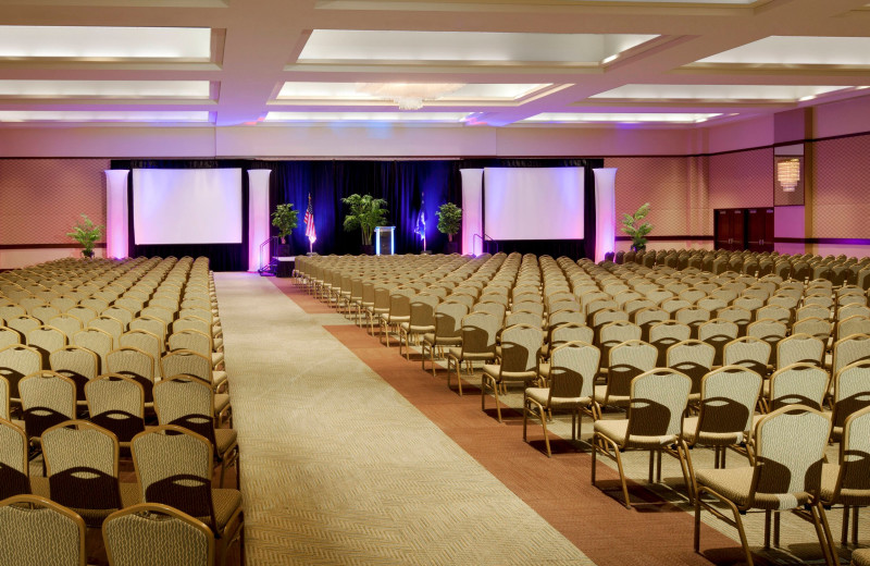 Meetings at Sheraton Myrtle Beach Convention Center Hotel.