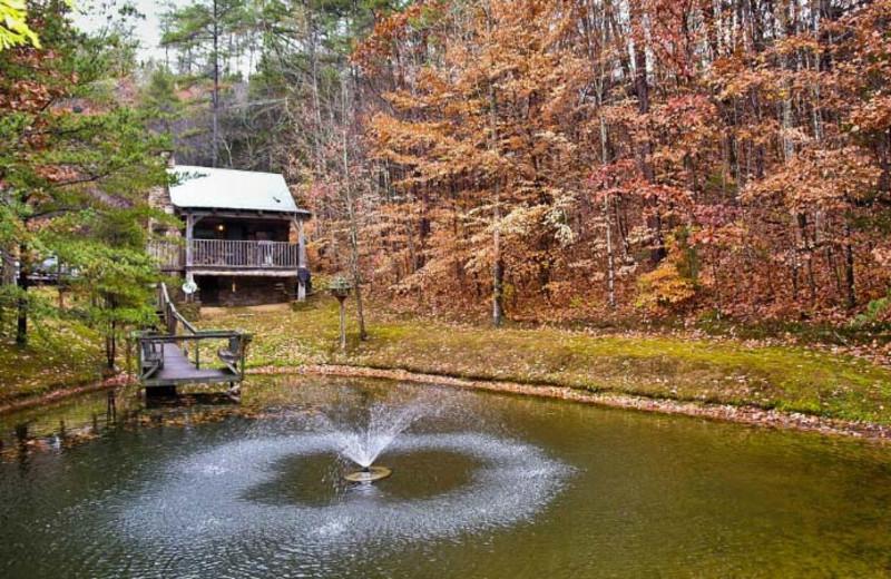 Pond at Hidden Mountain Resorts