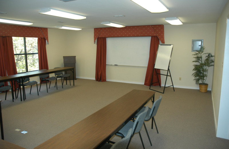 Meeting room at Utopia on the River.