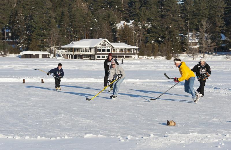 Plenty of family fun awaits at Lake Placid Vacation Homes.