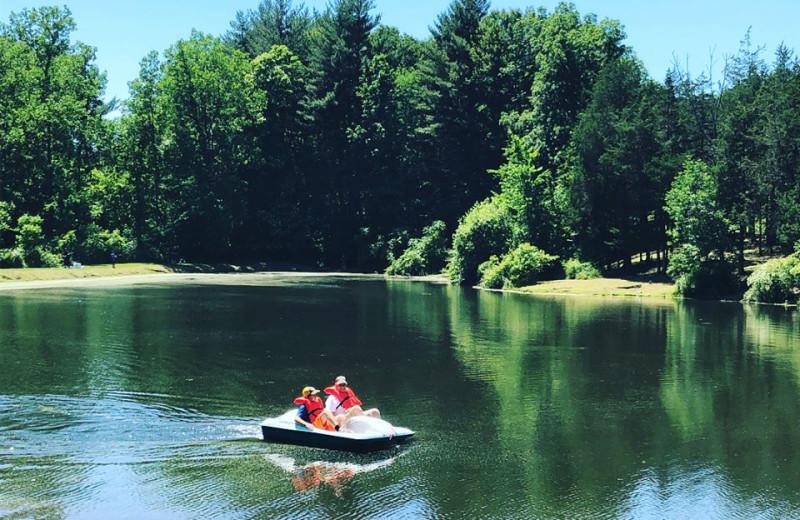 Lake View at Pine Ridge Dude Ranch