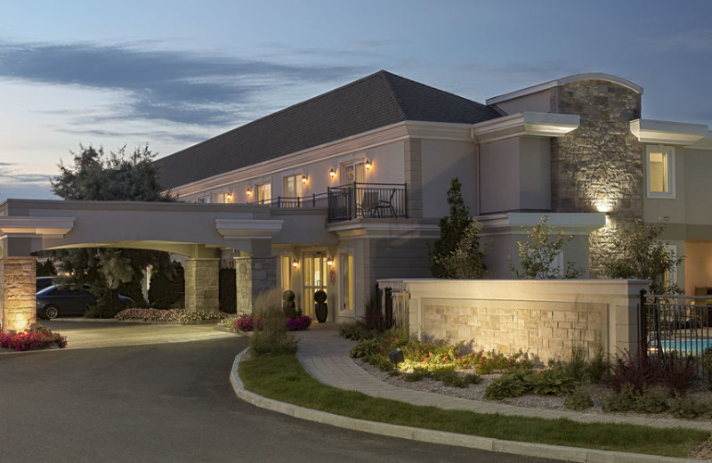 Exterior view of Best Western Premier Hotel Aristocrate.