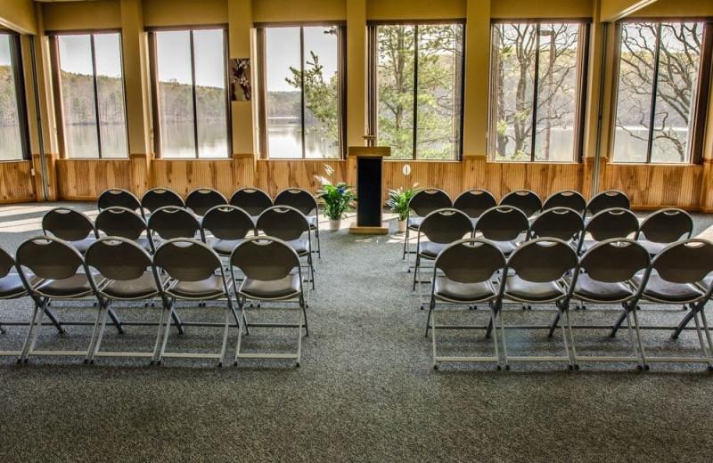 Wedding at YMCA Trout Lodge & Camp Lakewood.