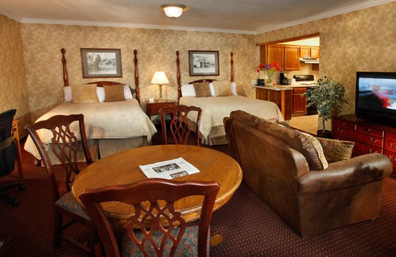 Guest Room at Best Western Plus Humboldt House Inn
