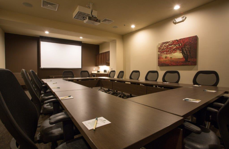 Meeting room at Old Kinderhook Resort & Golf Club.
