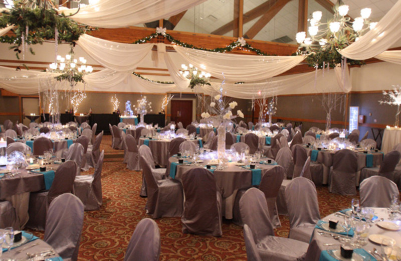 Wedding at  Eagle Ridge Resort
