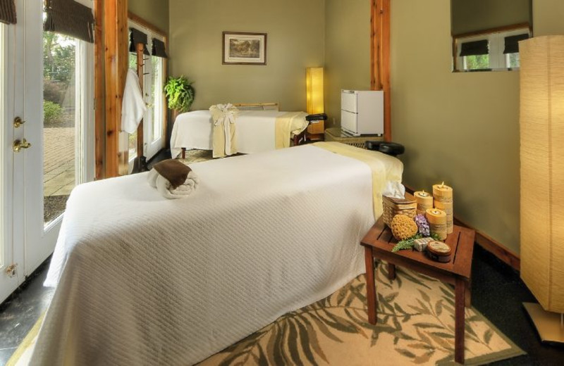 Spa Services at Hideaway Country Inn
