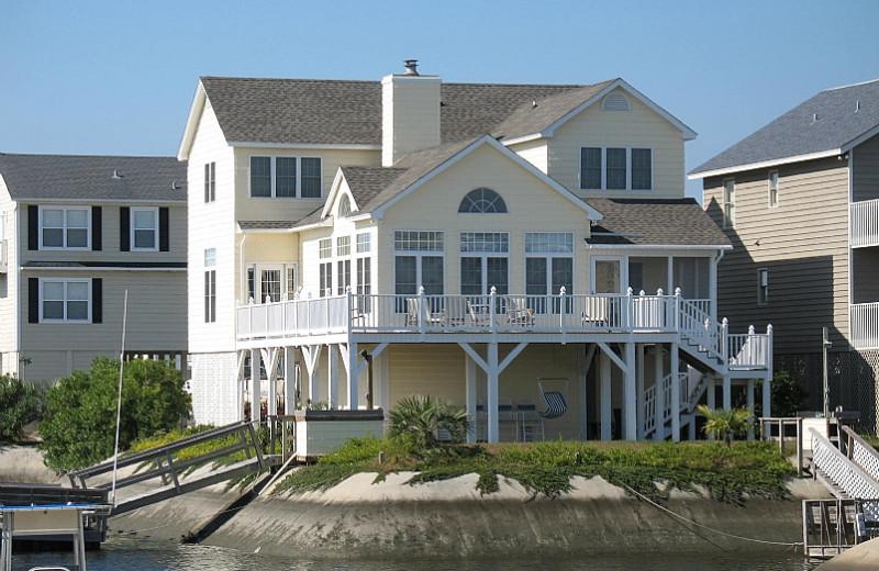 Rental exterior at Williamson Realty. Inc.