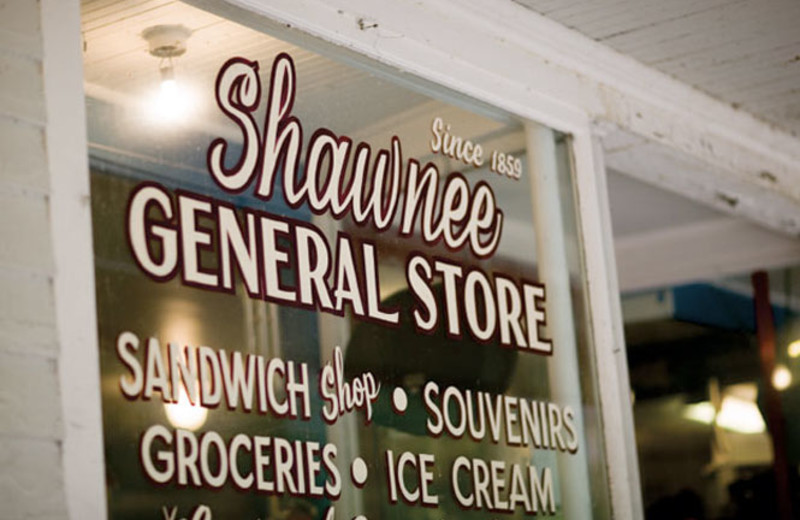 The General Store at Wyndham Vacation Resorts Shawnee Village.