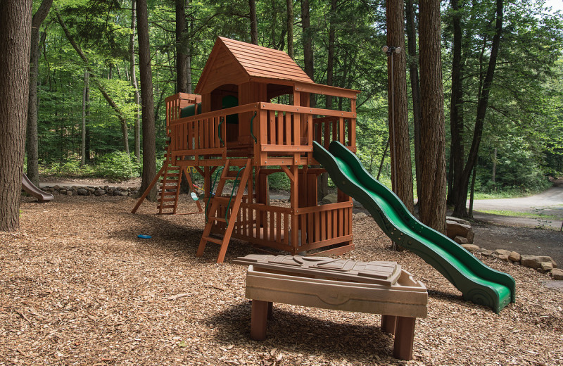 Rental playground at Vacation Rentals by