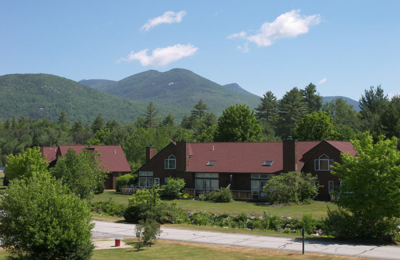 Exterior view of Loon Reservation Service.