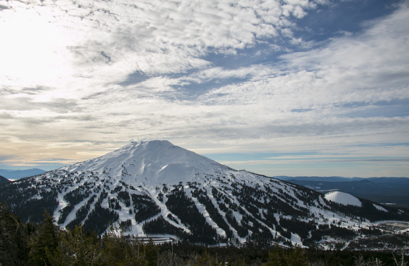 Mt. Bachelor is just 20 minutes away from Sunriver Resort