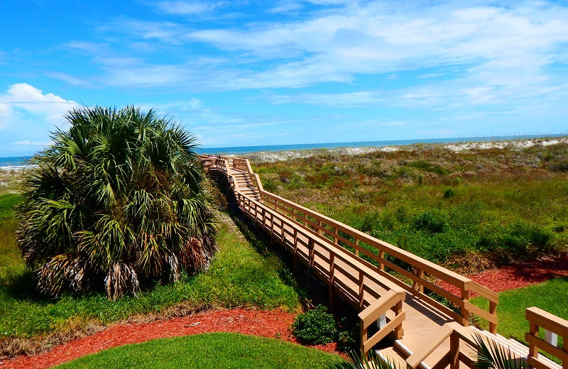 Boardwalk at Family Sun Vacation Rentals.